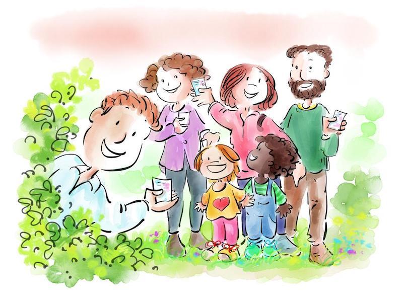 Associarsi all'associazione Famiglie Genderlens